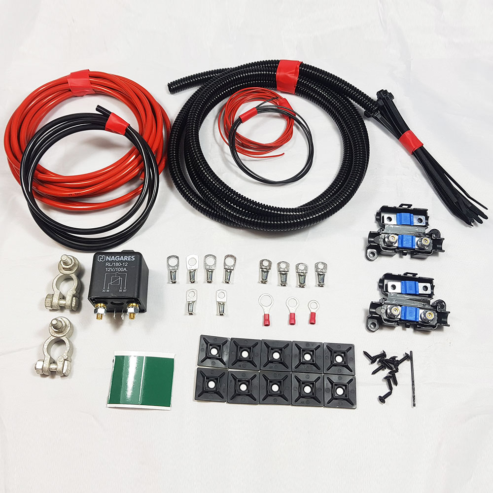 Ignition Switched Kits