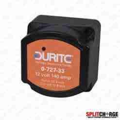 Voltage Senstive Charging Relays