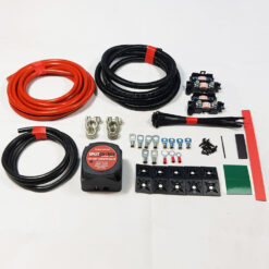 Split Charge Kits - 12 Volt