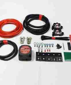 Split Charge Kits - 12 Volt