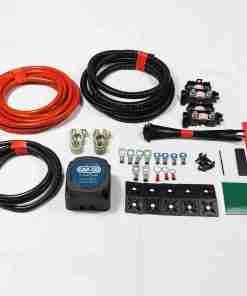 Split Charge Kits - 24 Volt