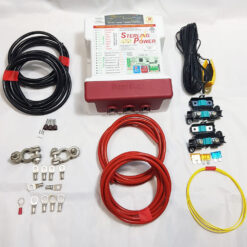 DC-DC (B2B) Charging Kits - 12 Volt