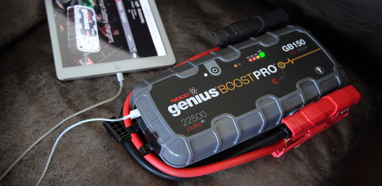 noco gb150 4000 amp ultrasafe lithium jump starter. Black Bedroom Furniture Sets. Home Design Ideas