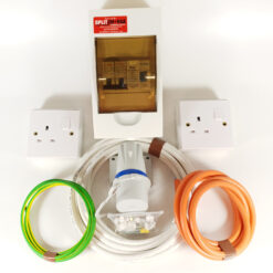 Mains Hook-Up Kits & Accessories