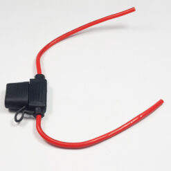Blade Fuse Holder (Splash Proof) 30A