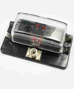 4 Way Blade Fuse Box with Failure Light