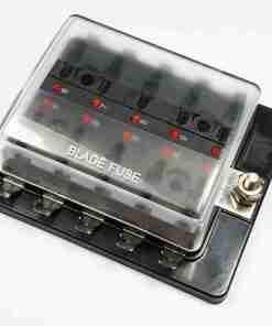 10 Way Blade Fuse Box with Failure Light