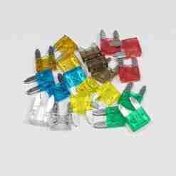 20 Piece Mini Blade Fuse Kit