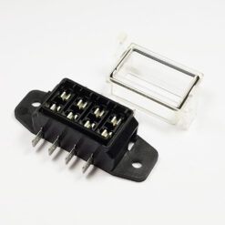4 Way Blade Fuse Box: Side Entry