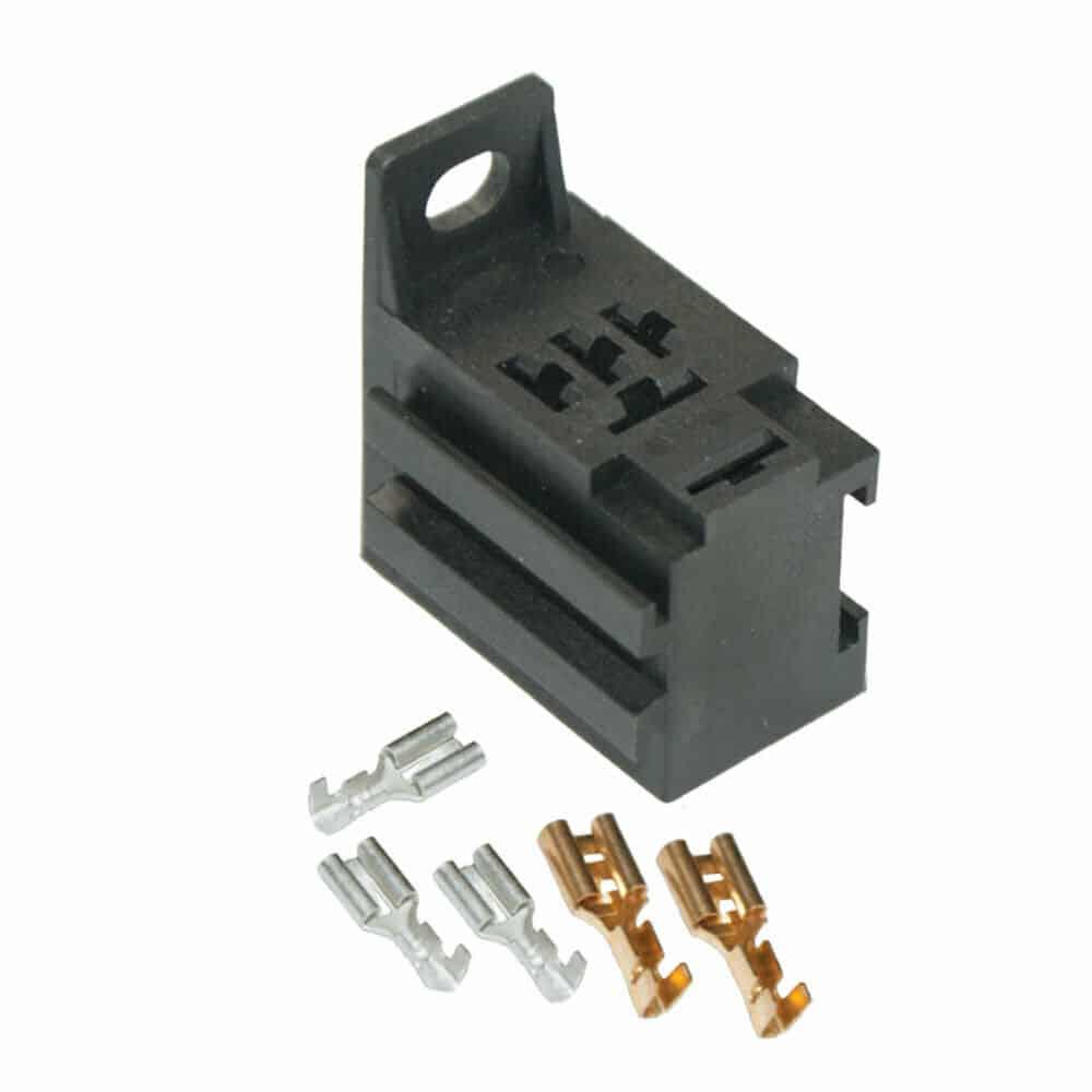 Relay Base 5 Pin Micro