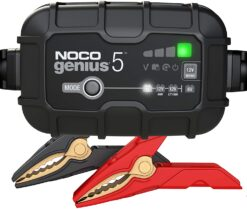 Battery Chargers & Maintainers (230V Mains)